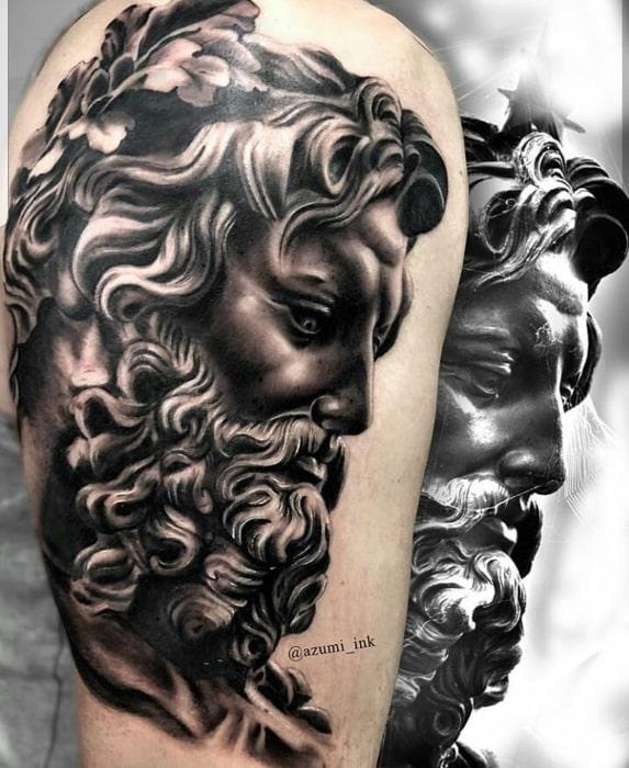 Dios barba