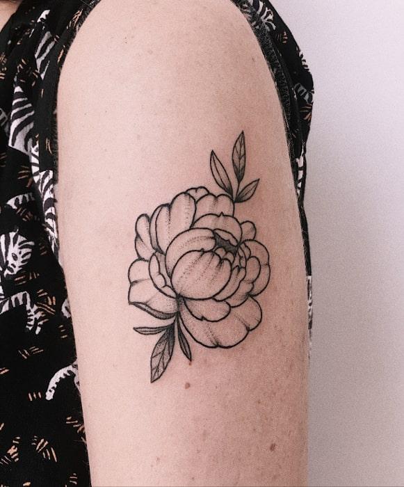 Flor voluptuosa