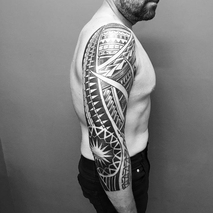 Maorí brazo codo