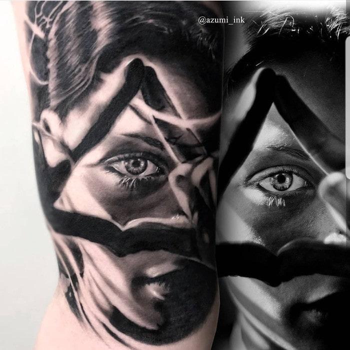 Triangulo ojo